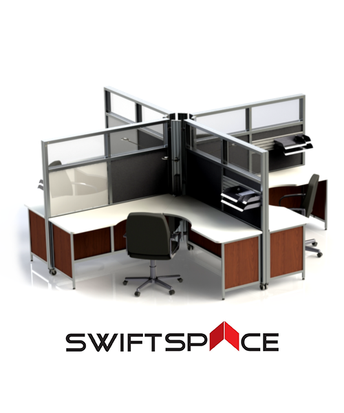 Mobile Workstations by Swiftspace