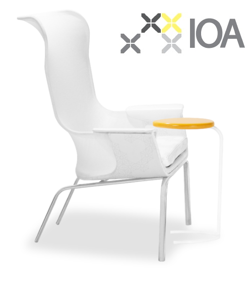 Vela and Egg Table by IoA